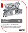 Textor Slicing Technologie TS500 Broschüre englisch Download