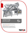 Textor Slicing Technologie TS700 Broschüre portugiesisch Download
