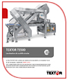 Textor Slicing Technologie TS500 Broschüre spanisch Download