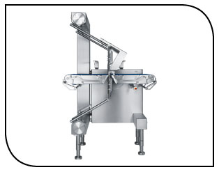 Textor Scanner, Weigher