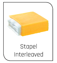Stapel interleaved
