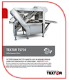 Textor Slicing Technologie TS750 Broschüre englisch Download